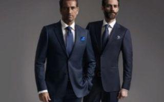 Размеры костюмов мужских: таблица и рекомендации