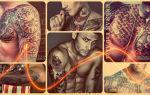 Брутальные татуировки для мужчин: лучшие эскизы тату