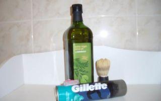 Масло для бритья: как выбрать и как пользоваться?