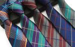 Костюм и галстук: правильный выбор и цветовое соответствие