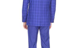 С чем носить синий мужской пиджак: варианты сочетаний и фото