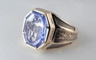 На каком пальце мужчины носят перстень и кольца?