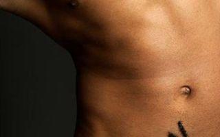Интимные тату у мужчин: рисунки на паху