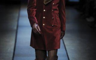 Как выбрать мужское пальто: как оно должно сидеть?