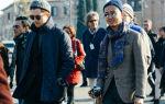 Мужские куртки весна-осень 2020: модные тенденции