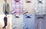 Какой галстук подойдет к синей или голубой рубашке: выбираем под разные оттенки