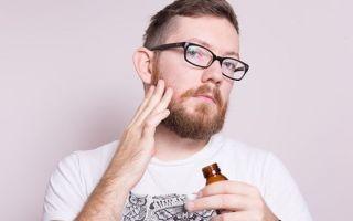 Масло для бороды своими руками: рецепт