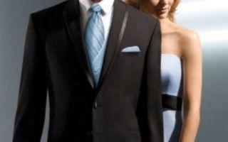 Black tie (блэк тай): дресс код для мужчин