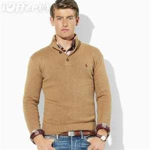 Как выбрать и как носить свитер мужчине?