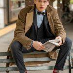 Как правильно носить галстук бабочку мужчинам?