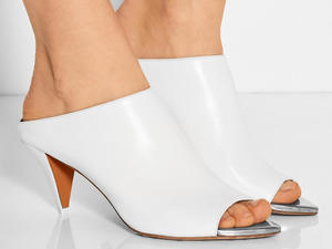 Уход за белой обувью: основные правила