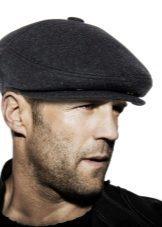 Виды мужских кепок и их названия