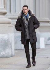 Брендовые мужские зимние куртки: какая фирма надежней?